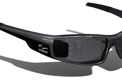 Vuzix designs Smart Glasses to look like sunshades, tout connected transparent display