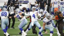 Dak Prescott becomes third QB in NFL history to reach an unfortunate statistical mark