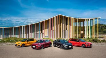 Ford新車掛牌累計年對年成長32%、創品牌近14年最佳銷售紀錄!