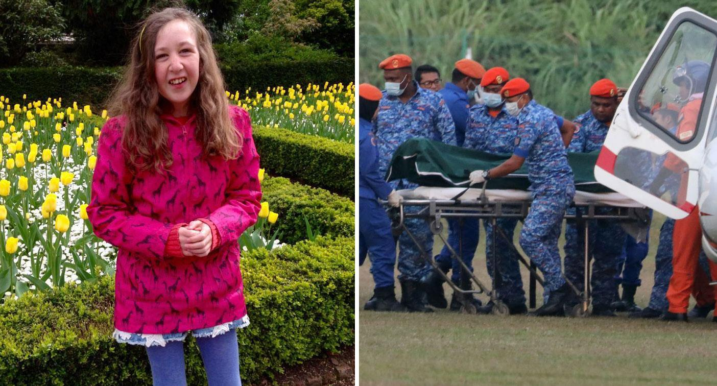 Grieving parents say girl's death in Malaysian jungle remains suspicious