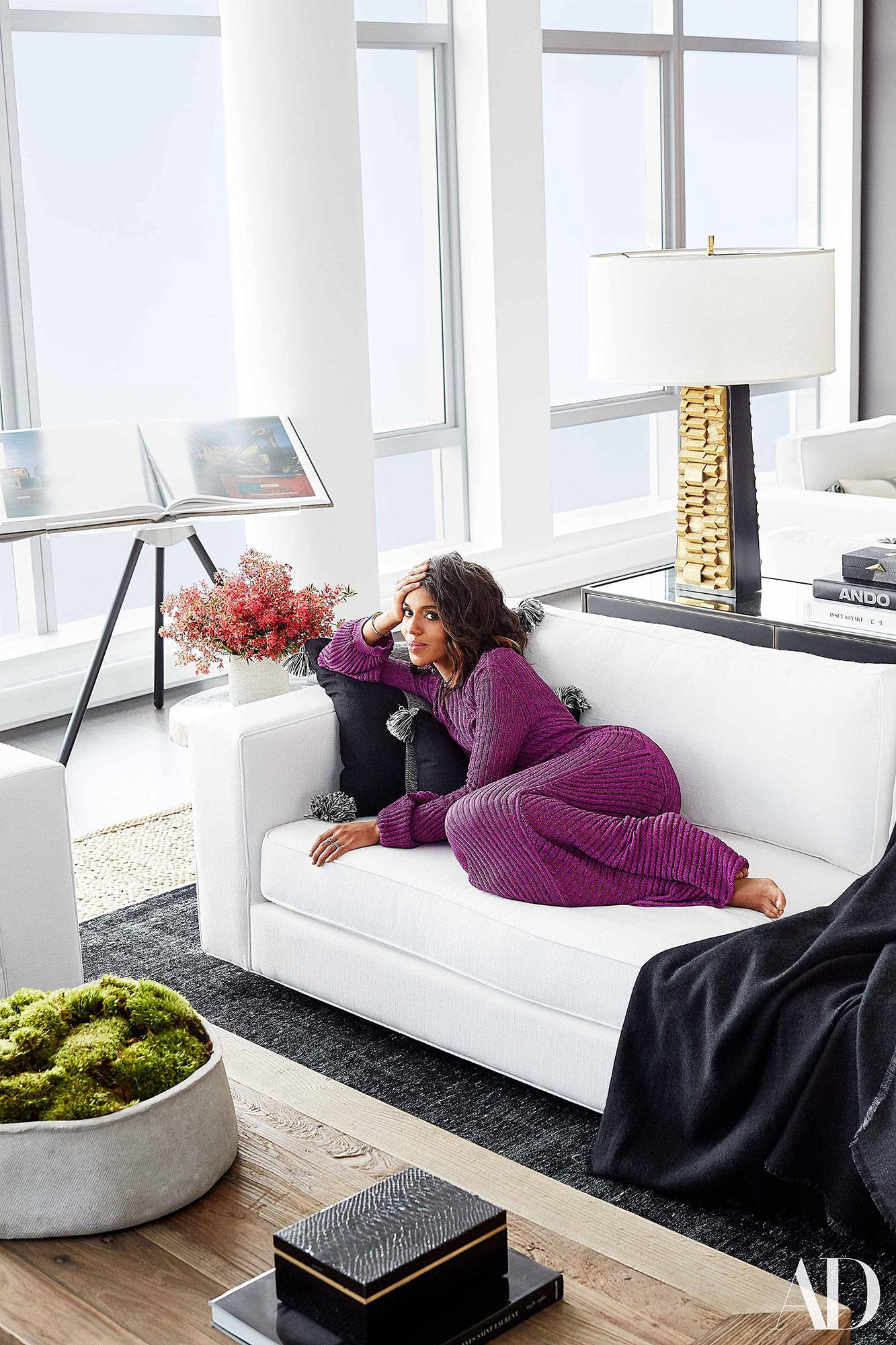 See Inside Kerry Washington S Beautiful And Elevated New