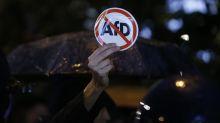 Ein-Mann-Demo: Ochsenfurter schämt sich für 694 AfD-Wähler