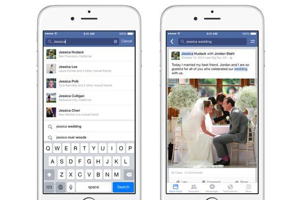 Facebook makes it easier to find your friends' old posts