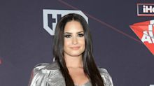 Demi Lovato, galáctica en los iHeartRadio Music Awards