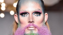 Bonkers beauty: The weirdest hair and make-up trends at London Fashion Week AW17