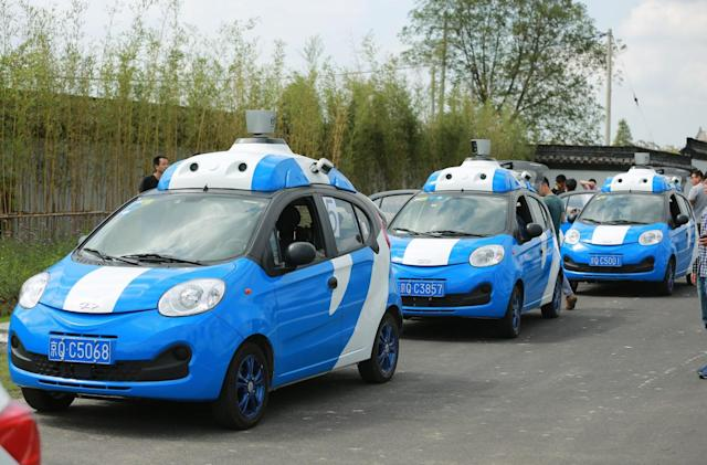 China will allow self-driving car tests on public roads