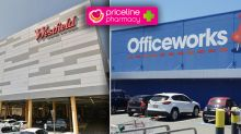 Woolworths, Westfield, Priceline among new list of at-risk venues