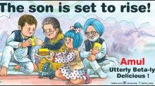 10 times Amul took marketing to a score notches up - all by exploiting daily affairs