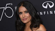 Harvey Weinstein threatened to break my kneecaps, claims Salma Hayek