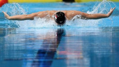 SEA Games: Schooling banishes 'rough summer' with easy win