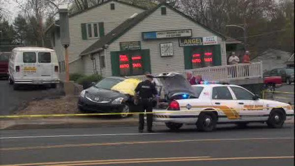 2 dead, teen wounded in Feasterville shooting