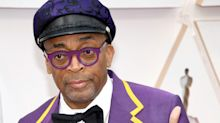 Spike Lee Honors Kobe Bryant At Oscars With Tuxedo Inspired By Lakers Jersey