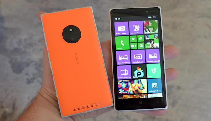 Microsoft's Lumia 830 offers PureView imaging at a lower cost