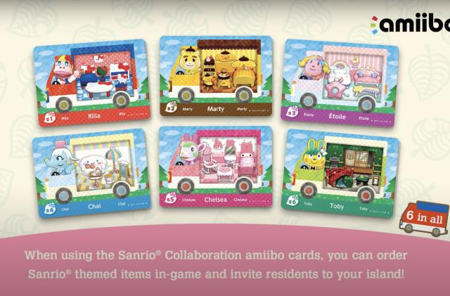 'Animal Crossing: New Horizons' Sanrio collab brings Hello Kitty items to your town