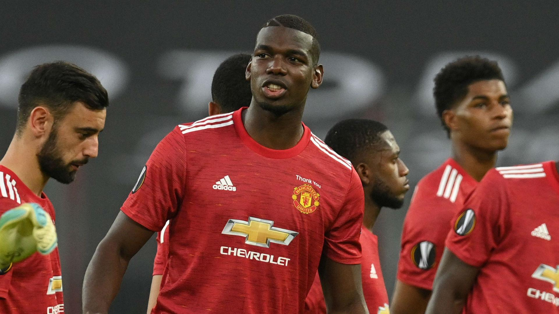 Man Utd Are Going To Play Pogba Out Of Position Ferdinand Sees Van De Beek Signing Impacting 89m Star