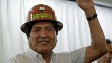 Morales diz que voltará à Bolívia após eleições se Arce vencer