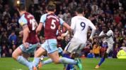 Victor Moses sees off battling Burnley to keep Chelsea's top-four hopes alive