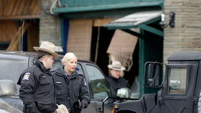 Police: No Motive Found in NY Shooting Rampage