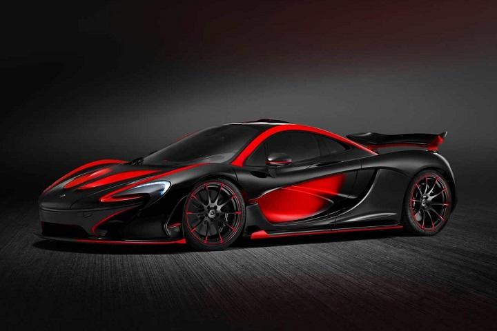 Merveilleux McLaren P1 Photo