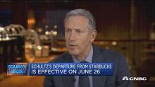 Starbucks shares fall 3% as coffee chain scales back store growth, sees 1% global same-stores growth in third quarter