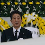 Japan denies claims that prime minister Shinzo Abe is seriously ill
