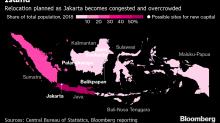 Jokowi Picks Borneo for New Indonesia Capital