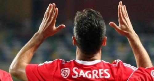 Foot - POR - Portugal : Jonas sauve le Benfica Lisbonne