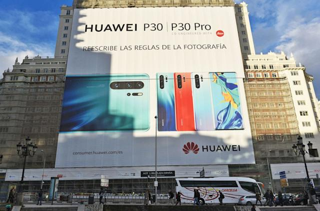 CIA claims Huawei is funded by Chinese state security