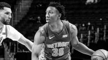 Killian Hayes not the only Pistons rookie guard opening eyes; Saben Lee thriving on speed and toughness
