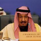Saudi king approves U.S. military deployment: SPA