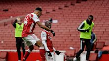 Arsenal fight through fatigue to show their class when it matters as clouds begin to merge for Sheffield United