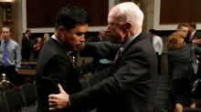 McCain urges end to 100-hour work weeks in Navy after collisions