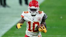 Tyreek Hill Reigns Supreme For Fantasy Sunday