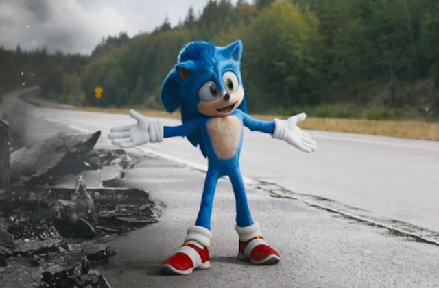 A 'Sonic the Hedgehog' movie sequel is on the way