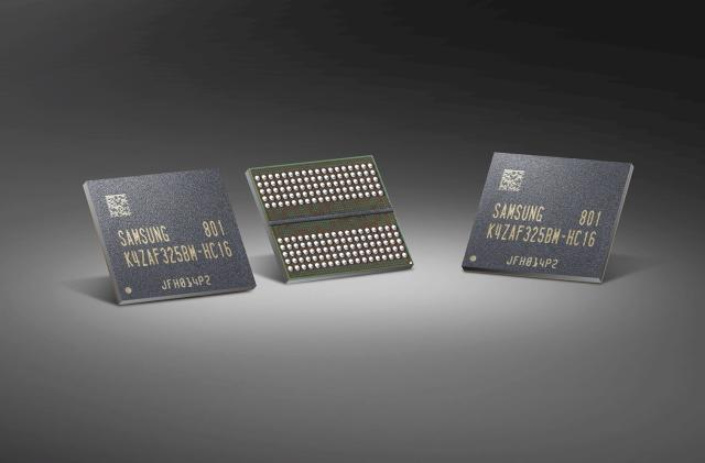 Samsung starts producing GDDR6 RAM for next-gen graphics cards