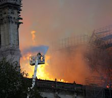 Notre Dame's Bell Towers Would Have Fallen Without Swift Action, Paris Fire Officials Say