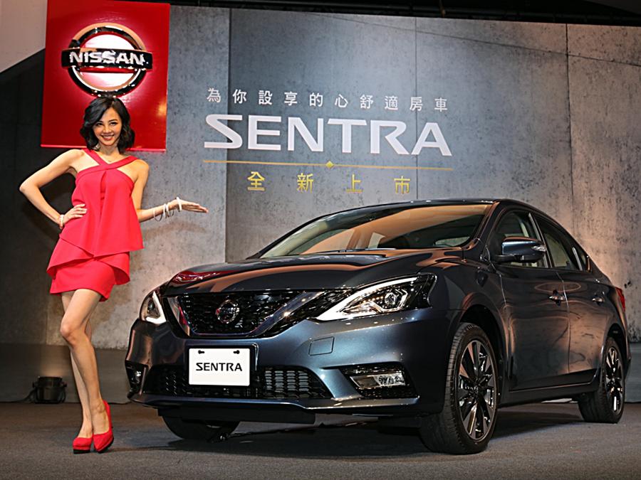 這樣的尖兵才像尖兵!Nissan Sentra頂規尊爵版終於標配6SRS+VDC