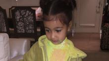 Kim y Kanye crean diseños de ropa infantil… ¿se los pondrían a sus hijos?
