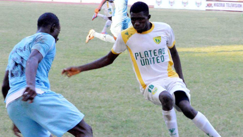 Katsina United's Lawal sure of Niger Tornadoes win
