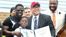 Kevin Hart Is Honored With 'Kevin Hart Day' in Philadelphia