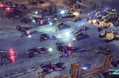 Steam Weekend Sales include Darksiders, Command & Conquer, Flatout