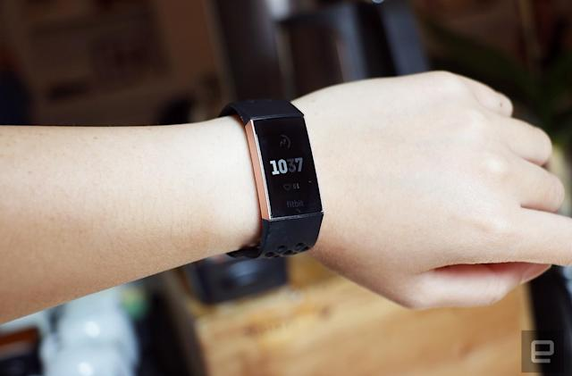 Fitbit's Charge 3 goes on sale October 7th for $150