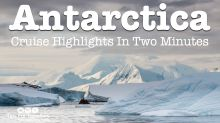 Antarctica cruise highlights: Penguins, whales, seals, glaciers & more!