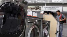 Trump slaps steep U.S. tariffs on imported washers, solar panels