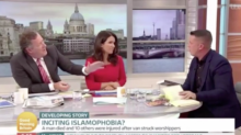 Piers Morgan brands ex-EDL leader Tommy Robinson a 'bigoted lunatic' in 20 minute GMB rant