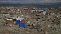 Philippines still in ruins one month after Haiyan