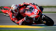 MotoGP 2020: Dovizioso not reading much into 'strange' Catalan Grand Prix practice