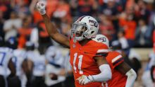 Rams had pre-draft meeting with Virginia OLB Charles Snowden