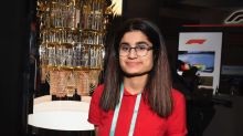 The teenager who's at CES to network