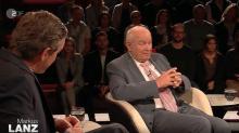 """""""Ich habe mitgelitten"""": CSU-Politiker Günther Beckstein bei Markus Lanz nach Bayern-Wahl"""